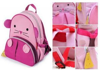 Cute Animal Kid Toddler Boy Girl Backpack Bag 9 Styles