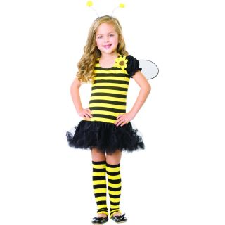 Honey Bee Child Costume Bumble Bee Bee Honey Bug Insect Leg Ave Leg