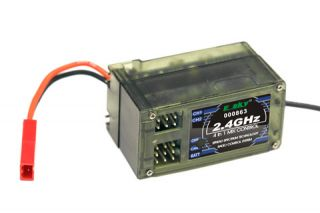 Esky 2 4GHz Mix Control Receiver HBFP Honey Bee FP V2