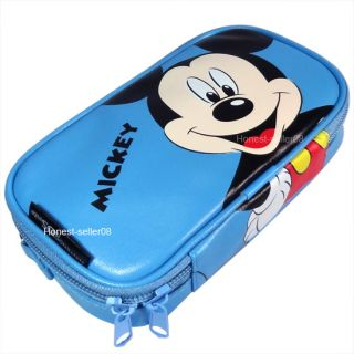 Mickey Mouse Soft Case Bag Pouch For Nintendo DSi DS Lite NDSi 3DS