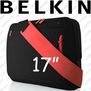 Belkin Messenger Bag for 17 Laptop Notebook Case New