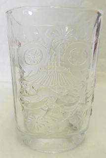 Mickey Mouse Magic Kingdom Walt Disney World McDonalds 2000 Glass Cup