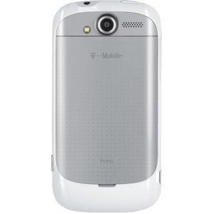 HTC myTouch 4G   4GB   White (T Mobile) Smartphone Wifi Fair Condition