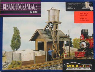 Pola • LGB G Scale 1818 Sand Depot Kit