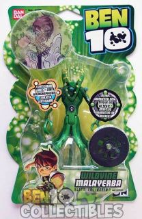 Ben 10 Original Series Action Figure Wildvine