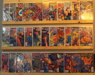Comics 100 Book Lot All Titles Listed Ultimate Bendis Millar