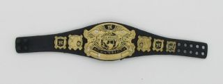 R1M WWE Mattel World Entertainment Tag Team Championship Title Belt