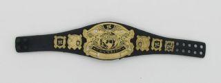 R1M WWE Mattel World Entertainment Tag Team Championship Title Belt