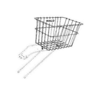 wald 585 rear bicycle basket 14 5 x 9 5 x 9