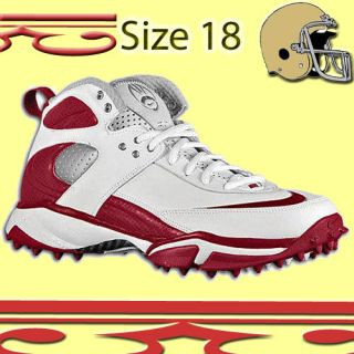 Nike Zoom Blade Pro Destroyer Football Cleat Big Tall Size 18 Baseball