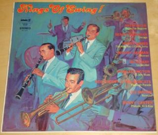 KINGS OF SWING Various Jazz Artists PICKWICK RECORD LP Artie Shaw