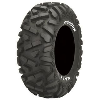 Maxxis Bighorn ATV Front / Rear Tires 27x12x12 (Set of 2) 27 12 12 UTV