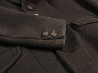 Bernard Weatherill Black Fox Hunting Coat Ladies Medium