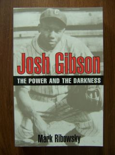 Josh Gibson Definitive Bio of The Great Baseball Player