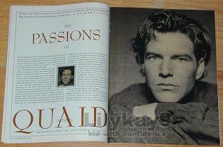 Lena Olin Jon Bon Jovi Bernardo Bertolucci Sean Astin US 1990