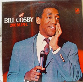 bill cosby 200 m p h label warner brothers records format 33 rpm 12 lp