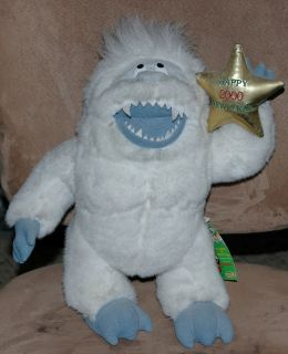 Abominable Snowman Bumble Island of Misfit Toys Limited Edition Plush