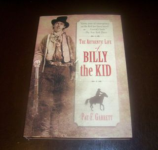 BILLY THE KID Western Outlaw Old West Frontier New Mexico Pat Garrett
