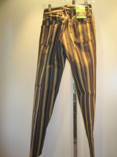Deadstock Vtg 60s Levis Big E Jeans for Gals High Waisted Rockabilly