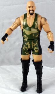 DANIEL BRYAN & BIG SHOW   WWE BATTLE PACKS 19 MATTEL WRESTLING FIGURE