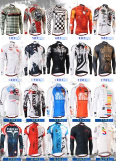 Mens Cycling Jersey s 3XL Bike Clothing Tights Bicycle Printing Shirts