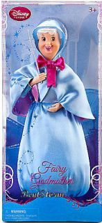 fairy godmother doll barbie magic wand with a bewitching bibbidi