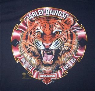 Davidson Motor Cycles Freedom Center Billerica, Ma Lite T Shirt Large