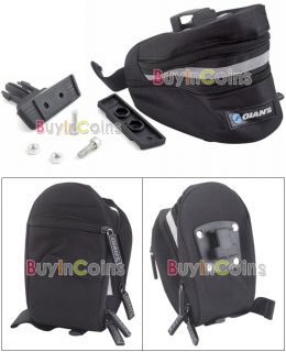 Road Cycling Pouch Bicycle Bike Rear Saddle Seat Bag