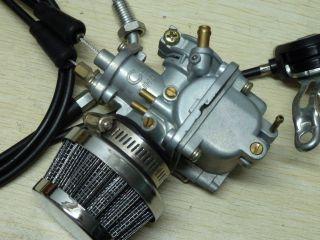 Gas engine Motorized Bike kit Parts Carburetor Bicycle Throttle Cable
