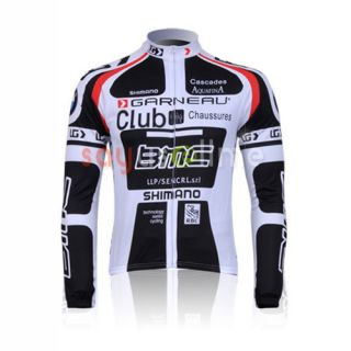 2012 New Cycling Bicycle Jersey Men Long Sleeve jersey top M L XL XXL