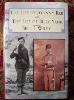 JOHNNY REB AND BILLY YANK   BRO DART COVER   CIVIL WAR SOLDIER STORIES