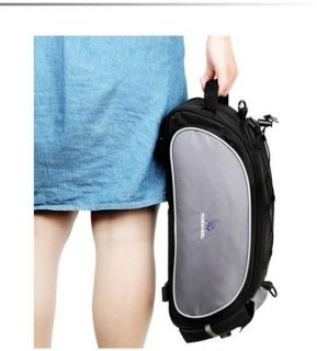 2012 New Cycling Bicycle Bag Bike Outdoor Rear Seat Bag Pannier 13L