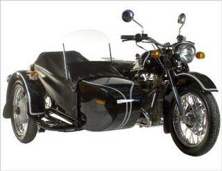 Russian Motorcycle Ural Emblem Bike Sidecar Biker Patch