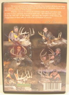 Hunting Calls The Truth 15 Big Buck Deer Hunting DVD/Video   3 Hours