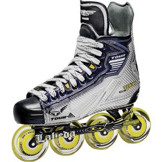 how to hockey stop on inline skates video