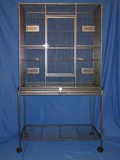 32x20X53 Parrot Bird Cage Cages Cockatiel Conure Finch Parakeet