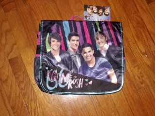 Big Time Rush Messenger Bag NWT Worldwide SHIP