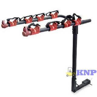 Bikes Bicycle Rack Hitch Mount Carrier 2 or 1 1 4 Hitch Receiver