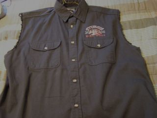 Harley Davidson Sturgis 2006 Bike Week Buttondown Shirt