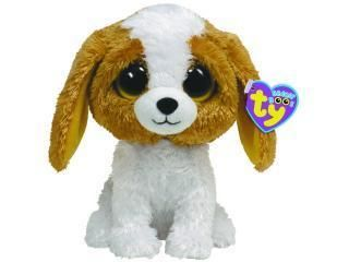 Baby Ty Cookie Stuffed Plush Dog Animal Birthday Party Supplies