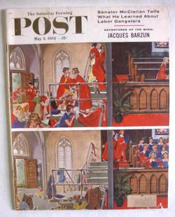 1958 May 3 POST Magazine   Hitlers Wehrmacht