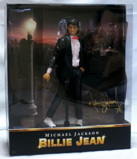 Michael Jackson 10 250mm Thriller Billie Jean Collector Action Figure
