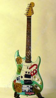 Billy Joe Armstrong Miniature Burned Fender™ Stratocaster™