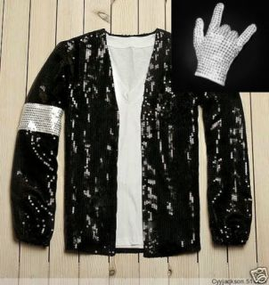 Michael Jackson Billie Jean Jacket Free Billie Jean Crystal Glove