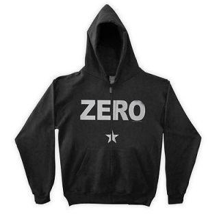 Pumpkins Zero Star Hoodie Black Hooded Sweatshirt Billy Corgan