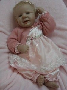 Ashton Drake So Truly Real Hope Baby Doll by Eva Wakolbinger to Reborn