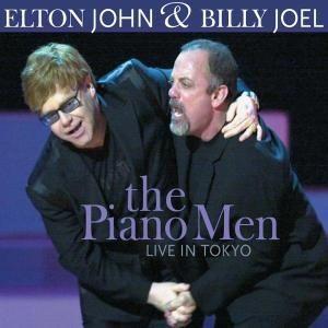 ELTON JOHN & BILLY JOEL**PIANO MEN LIVE**CD