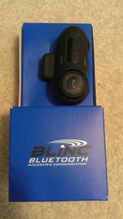 BLINC M1 BLUTOOTH MOTORCYCLE HEADSET DUCATI BMW HARLEY DAVIDSON HONDA