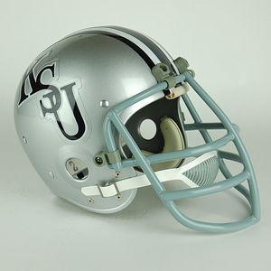 Kansas State Wildcats 1975 1977 Gameday Football Helmet