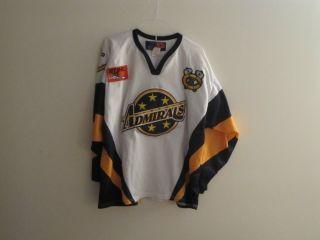 Norfolk Admirals Jersey, Chicago Blackhawks, NHL AHL ECHL CHL UHL FHL
